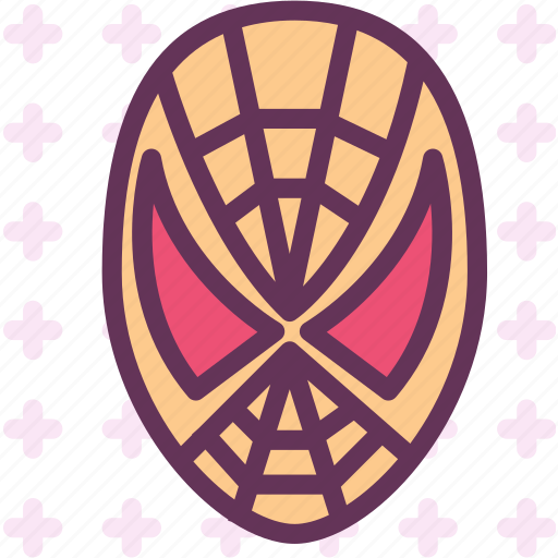 avatar, character, profile, smileface, spiderman icon
