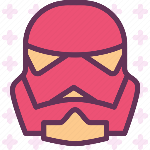 avatar, character, profile, smileface, soldier, starwars icon