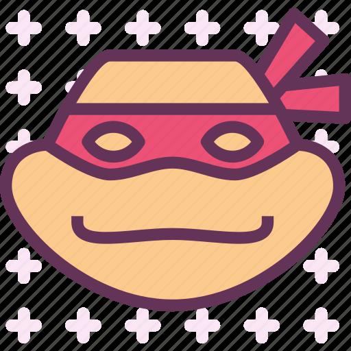 avatar, character, leonardo, profile, smileface, turtleninja icon