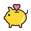 coins, econo, finance1, love, money, my icon