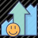 growth, increase, presentation, profit