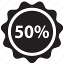 business, discount, label, percent, price, shopping, tag icon