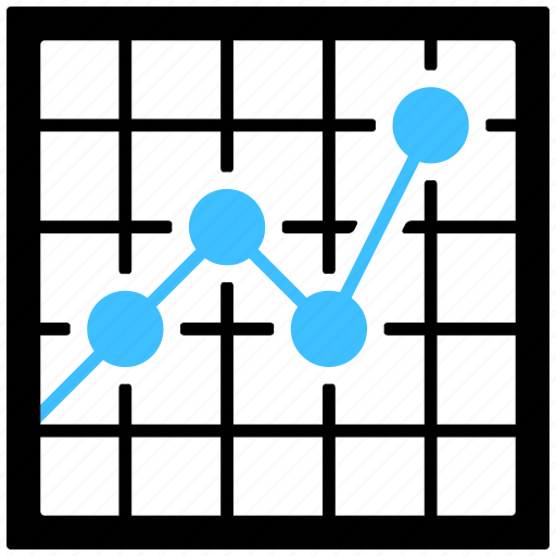 analytics, chart, diagram, graph, report, statistics icon