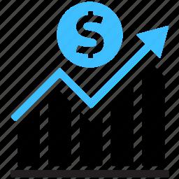 analysis, analytics, business, chart, diagram, graph, statistics icon