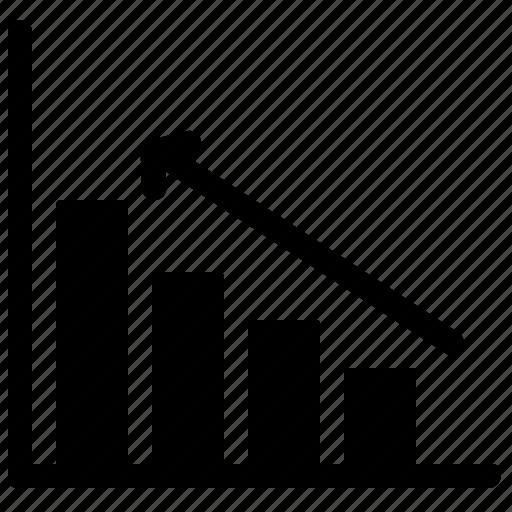 bar, chart, diagram, graph, increase, statistics icon