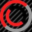 analytics, chart, funnel, web icon