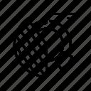 circle, data, multilevel diagram, pie chart icon