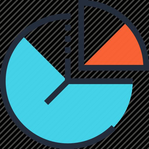 analytics, chart, data, diagram, graph, infographic, statistics icon