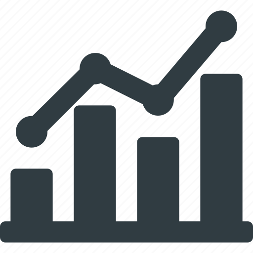 Analytics, bar, chart, infographic, insight, line, presentation icon - Download on Iconfinder