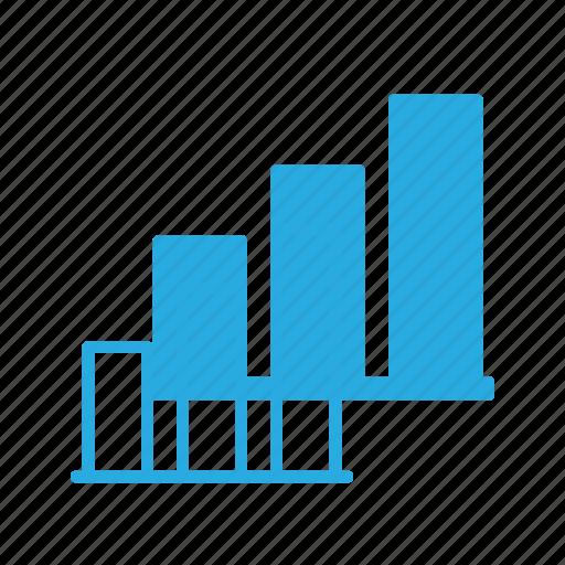 analytics, bar, chart, infographic, insight, presentation icon