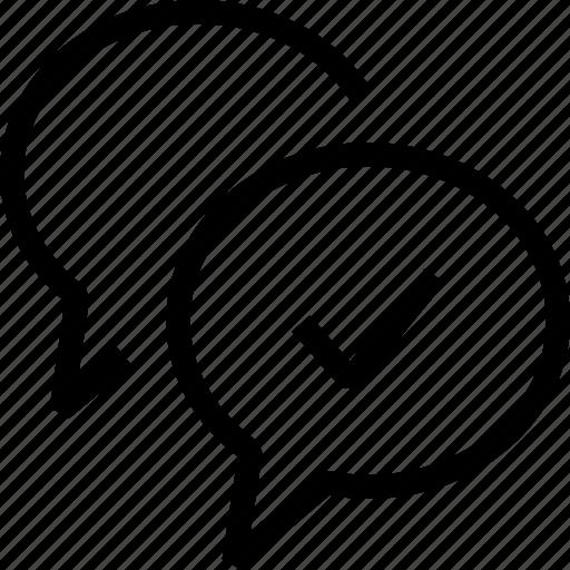add chat message message read, close, delete, delete message, remove, remove message icon