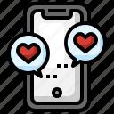chat, love, conversation, communications, message