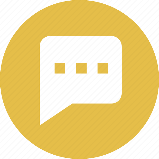 chat, communication, discuss, message, review icon