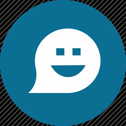 chat, discuss, message, testimonials icon