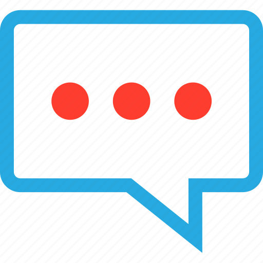 bubble, chat, popup, sms icon