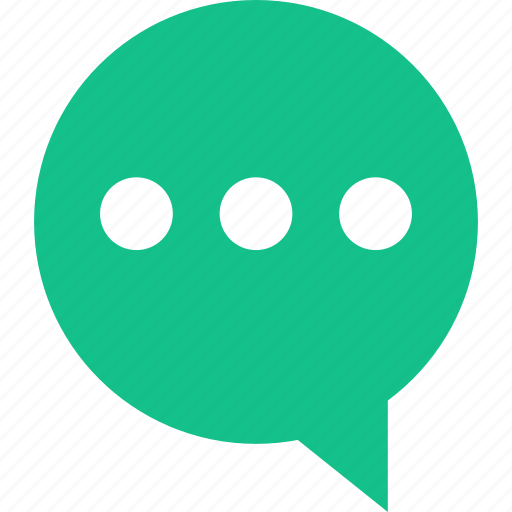 bubble, chat, sms, talking icon