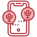 voice, chat, phone, call, box, communications