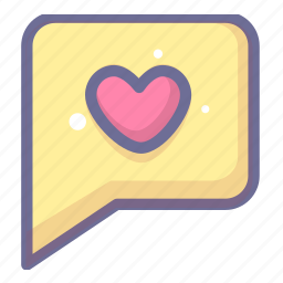 chat, discuss, message icon