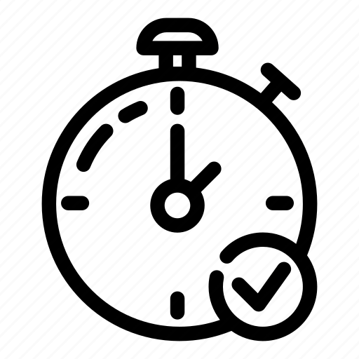 administration, approval, business, management, time, timer, watch icon
