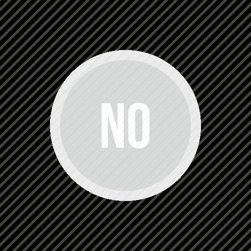 blocking, mark, menu, navigation, no, shape, wrong icon