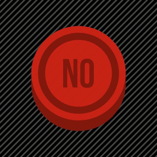 blocking, circle, mark, menu, no, shape, wrong icon