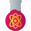 biology, chemistry, experiment, laboratory, medicine, research, science icon