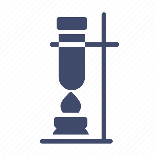 chemistry, methylated burner, reaction tube, science, spirit burner, substances, test tube icon