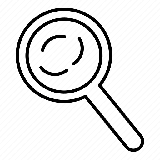 find, lope, magnifier, search, zoom icon icon
