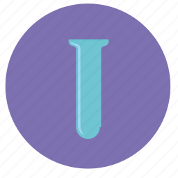 chemistry, experiment, glass, test, tube icon