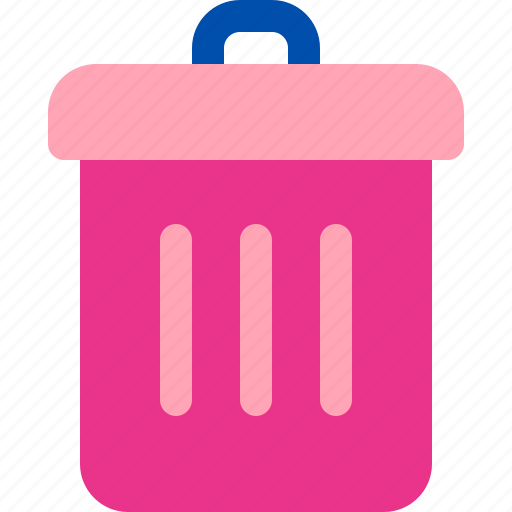 Bin, can, clean, garbage, trash icon - Download on Iconfinder