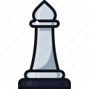 battle, bishop, camel, checkmate, chess, figure, games icon