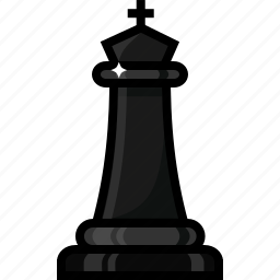 battle, checkmate, chess, figure, gambit, games, king icon