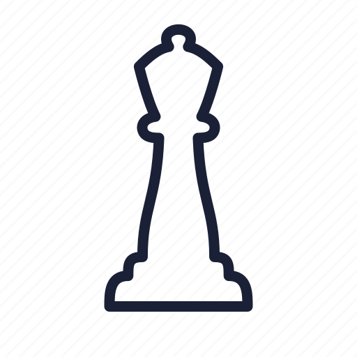 chess, chess piece, piece, queen icon