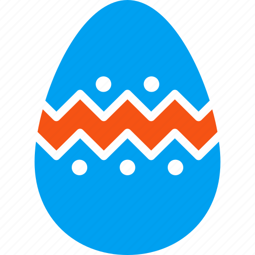 celebration, decoration, easter, egg, gift, holiday, present icon