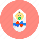 baby, boy, child, children, infant, kids, newborn icon