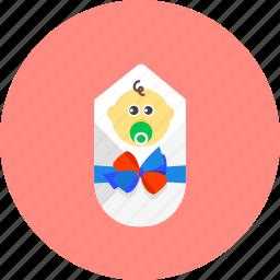 baby, boy, child, children, infant, kids, newborn icon