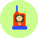 cell, infant, kid, mobile, newborn, phone, toy icon