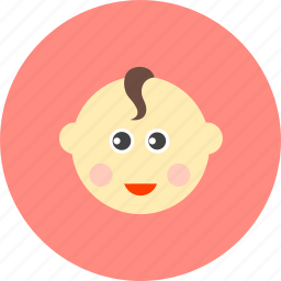 avatar, baby, boy, cute, infant, kid, newborn icon