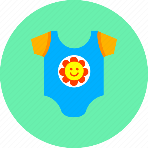 baby clothes, clothes, infant, kid, kombidress, newborn icon