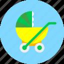 pram, baby, infant, newborn, perambulator, stroller, toy