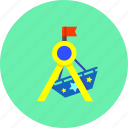 baby, game, kids, play, sport, swing, toy icon