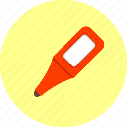 baby, kids, measurement, temperature, thermometer, toy icon