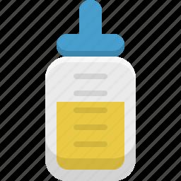 baby, beverage, bottle, breast milk, drink, milk, newborn icon