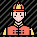 asian, avatar, boy, chinese, man, user icon