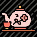 drink, drinks, hot, kettle, kitchenware, pot, tea