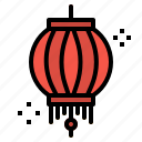 china, chinese, decoration, lantern, paper icon