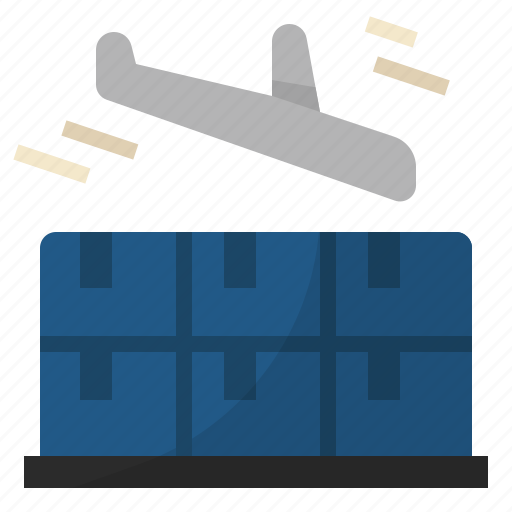 box, import, importer, logistic, product, shipping icon