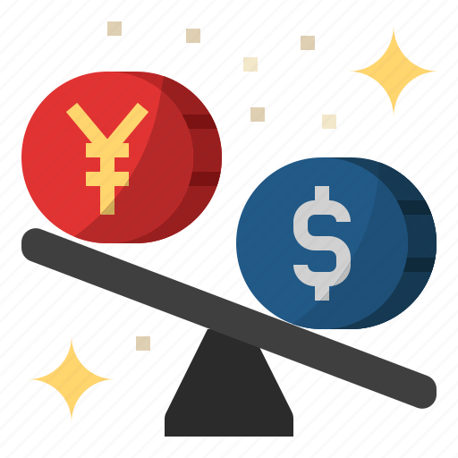 china, china and us trade war, currency, dollar, yaun appreciate, yuan icon
