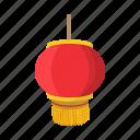 cartoon, chinese, decoration, lamp, lantern, oriental, year icon