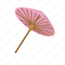 beauty, cartoon, chinese, cocktail, decoration, toy, umbrella icon